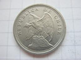Chile , 10 Centavos 1939 - Chile