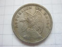 Chile , 10 Centavos 1940 - Chile