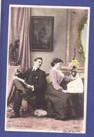"""Couple Amour Love Premier Nuage """"PRECURSEUR"""" 1904 ( TTB état) V668 - Coppie"""