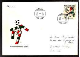 32782 - MONDIAL  1990 - Cartas