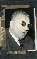 Photo De Presse / RENE TOMASINI  Homme Politique Candidat à La Successsion De ROBERT POUJADE 1971 - Persone Identificate