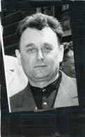 Photo De Presse / Syndicat . GEORGES SEGUY  Secrétaire De La  C.G.T.  En 1961 - Persone Identificate