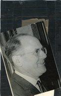 Photo De Presse / VICTOR DIMITRIU  Ambassadeur De Le République Populaire De ROUMANIE  Demande Asile à La France En 1970 - Persone Identificate