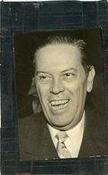 Photo De Presse /   JOSE ARISMENDI  Ministre Du  VENEZUELA  En 1956 - Persone Identificate