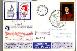 32789 - BALLON POSTE - Ballonpost