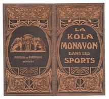 Publicité - La KOLA MONAVON Dans Les Sports - Années 1900 - - Sports