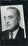 Photo De Presse / JEAN DOURS  Directeur De La Police Nationale , Prefet En 1971 - Persone Identificate
