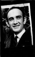 Photo De Presse / Le Conteur écrivain  HENRI GOUGAUD  En 1966 - Persone Identificate