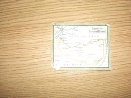 Britisch Somaliland 5x6.5 Cm - Geographical Maps