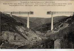 Viaduc Des Fades Vue Generale - France