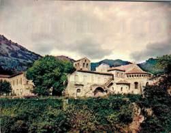 Saint Guilhem Le Desert Ancienne Abbaye Benedictine L'eglise Et Facade Principale   CPM Ou CPSM - France