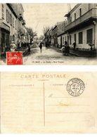 CPA AK Algerie - Setif - Sétif - La Poste - Rue Trajan (774220) - Sétif