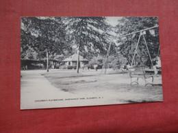Childrens Playground   Warinanco Park New Jersey > Elizabeth  Ref 4119 - Elizabeth