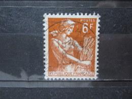 """VEND BEAU TIMBRE DE FRANCE N° 1115 , OBLITERATION """" NOZAY """" !!! - 1957-59 Moissonneuse"""