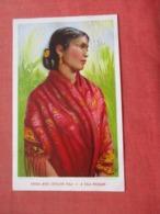 India & Ceylon Tea  Tea Picker     Ref 4119 - Pubblicitari