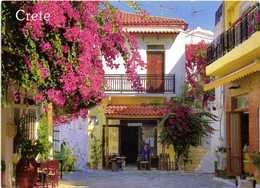 CRETE  RV Beau Timbre - Grecia