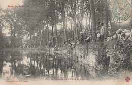 CPA CHAVILLE 92 - La Terrasse De L'étang De L'ursine - Chaville