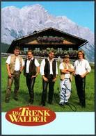 D6561 - TOP Die Trenk Walder - Autogrammkarte - Autographes