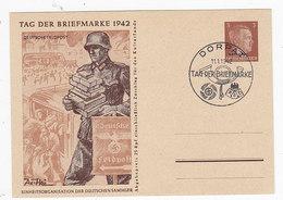 Besetzung Ostland Sonder GA+SST Tag Der Briefmarke - Bezetting 1938-45