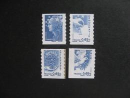 TB Série N° 4201 Au N° 4204 , Neufs XX. - France
