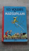 Spirou Les Voleurs Du Marsipulami 1954 1ste Druk Franquin - Spirou Et Fantasio