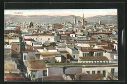 AK Damas / Damaskus, Blick über Das Häusermeer - Siria