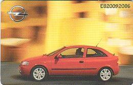 Netherland - Chip - TK 17, HRC - Opel Astra - Auto - Car - Nederland