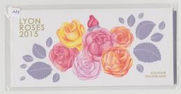 "FRANCE - Bloc Souvenir N° 111 - Neuf Sous Blister - "" Lyon  Roses 2015 "" - - Sheetlets"