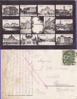 Ukraine , Romania, Roumanie, Rumaenien-Czernowitz , Cernauti -Bukowina, Bucovina-  Judaica-Synagogue-censur - Ukraine