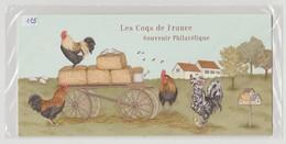 """FRANCE - Bloc Souvenir N° 115 - Neuf Sous Blister - """" Les Coqs De France """" - - Sheetlets"""