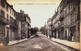 CPA CLERMONT FERRAND - PUY DE DOME - BOULEVARD LAFAYETTE - Clermont Ferrand