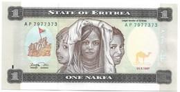1 NAKFA 1997 - Eritrea