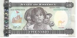 5 NAKFA 1997 - Eritrea