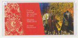"""FRANCE - Bloc Souvenir N° 124 - Neuf Sous Blister - """" Centre National Du Costume De Scène.  Moulins 2006-2016 """" - - Sheetlets"""