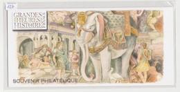 """FRANCE - Bloc Souvenir N° 127 - Neuf Sous Blister - """" Les Grandes Heures De L'histoire """" - - Sheetlets"""