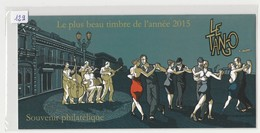 "FRANCE - Bloc Souvenir N° 129 - Neuf Sous Blister - "" Le Tango "" - - Sheetlets"