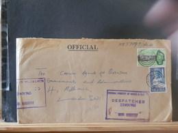 A13/314  LETTRE   NIGERIA  VENTE RAPIDE A 1 EURO - Nigeria (1961-...)