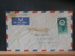A13/315  LETTRE   NIGERIA  VENTE RAPIDE A 1 EURO - Nigeria (1961-...)
