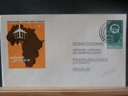 A13/316  LETTRE   NIGERIA  VENTE RAPIDE A 1 EURO - Nigeria (1961-...)