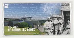 """FRANCE - Bloc Souvenir N° 132 - Neuf Sous Blister - """" Le Chemin Des Dames  1917-2017 """" - - Sheetlets"""