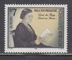 Austria 1996 - EUROPA, Mi-Nr. 2189, MNH** - 1945-.... 2ª República
