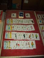 Tintin  Jeu De Cartes Dos Rouge - Books, Magazines, Comics