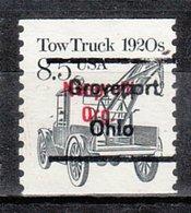 USA Precancel Vorausentwertung Preo, Locals Ohio, Groveport L-1 TS - United States