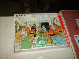 Tintin  Puzzle Neuf Sous Blister  Temple Du Soleil - Livres, BD, Revues