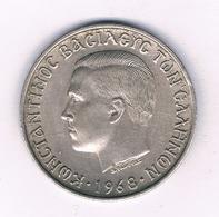 10 DRACHME 1968   GRIEKENLAND / 4218// - Greece