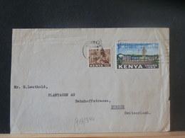 A13/344  LETTER KENYA  VENTE RAPIDE A 1 EURO - Kenia (1963-...)