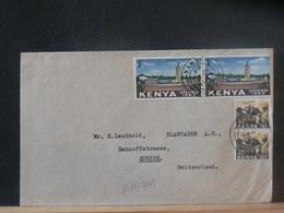 A13/345  LETTER KENYA  VENTE RAPIDE A 1 EURO - Kenia (1963-...)