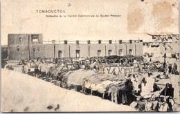 SOUDAN - TOMBOUCTOU - Immeuble Ste Cc Soudan Francais - Soedan