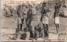 SOUDAN - MACINA - Femmes Au Puits, Région Des Habbès - Soedan