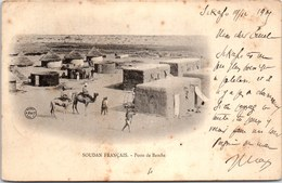 SOUDAN - Le Poste Militaire De BAMBA - Soedan